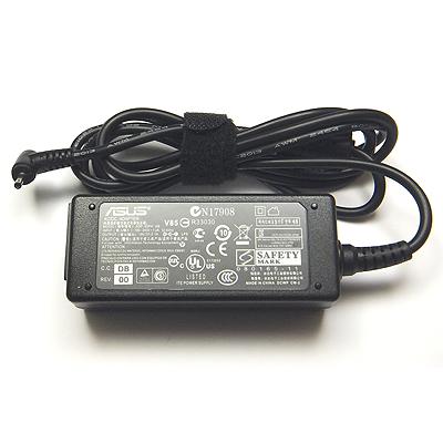 Блок питания для ноутбука ASUS ADP-40PH AB (Напряжение питания: 19V / Ток: 2.1A / Мощность: 40W / Размер коннектора: 2,5x0,7 мм)