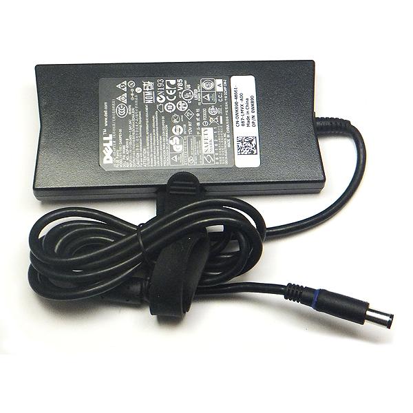 Блок питания для ноутбука DELL DA90PE1-00 (Напряжение: 19.5 вольт / Ток: 4.62 ампер/ Мощность: 90 ватт / Коннектор: 7,4x5,0 с PIN иглой внутри коннектора)