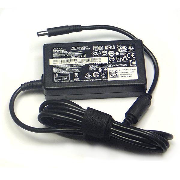Блок питания для ноутбука DELL LA45NM121, PA-1450-66D1 (Напряжение: 19.5 вольт / Ток: 2.31 ампера / Мощность: 45 ватт / Коннектор: 4,5x3,0 мм с PIN иглой)