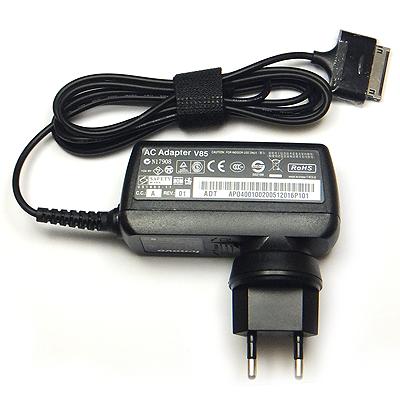 Блок питания для планшета LENOVO (Напряжение: 12.0 Вольт / 1.5 Ампера / Разъем: плоский 25x3 мм)