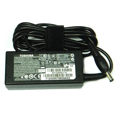 Блок питания для ноутбука TOSHIBA PA3822E-1AC3 (Напряжение: 19 Вольт / Ток: 2.37 Ампер / Мощность: 45 Ватт / Коннектор: 5,5x2,5 мм)