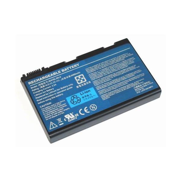 Аккумуляторная батарея ACER BATBL50L6 (Напряжение: 11.1 вольт / Емкость: 4800 мАч)