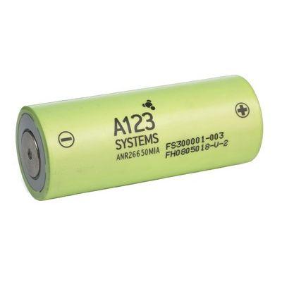 A123 ANR26650