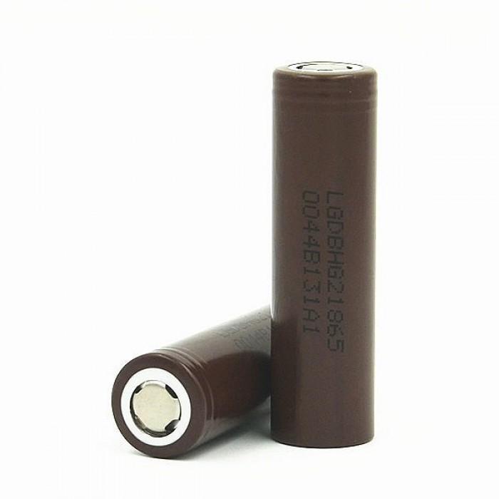 Аккумуляторный элемент LG LGAHG21865 HG2 шоколадки