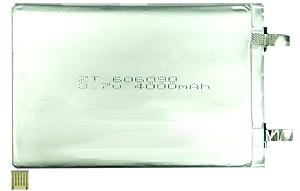 Аккумуляторный элемент литий полимерный LIPO ZT606090 3.7v 4000mAh 6.0х60х90 4000мАч (химический состав: LiPo, напряжение: 3,7 вольта, емкость: 4000 мАч, размер: 6,0 х 60 х 90 мм, оболочка: пластик)